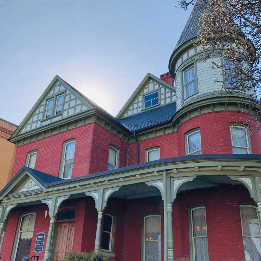 oller house waynesboro historical society landmark building