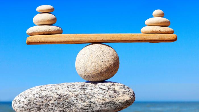 Finding work-life balance