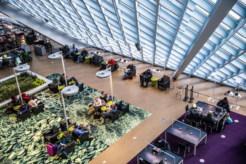 Gable Design Seattle Central Library Washington